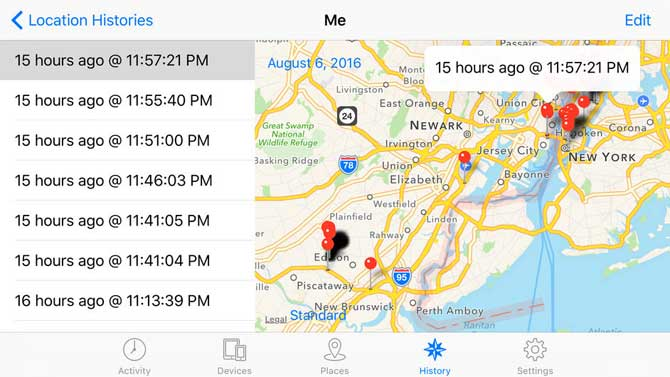 app Device Locator